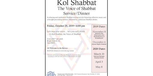 Kol Shabbat