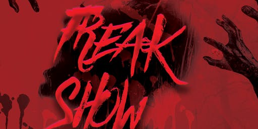 FREAK SHOW (Costume party)