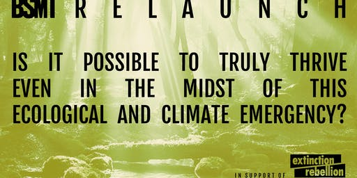 Is it possible to truly thrive even in the midst of this ecological and climate emergency?