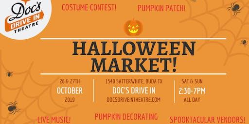 Halloween Festival & Market at Doc's!