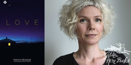 LOVE: An Evening with Hanne Ørstavik tickets