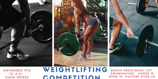 Weightlifting Competition