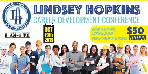 LINDSEY HOPKINS: Career Development Conference