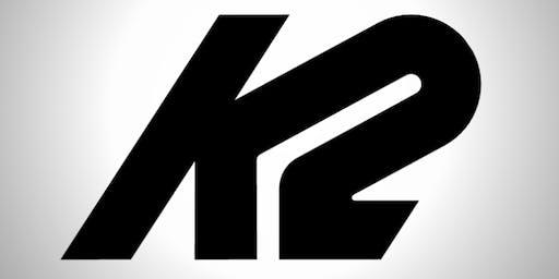 K2's Buckle-Up! Winter Gear Event & Raffle at Sports Basement Redwood City