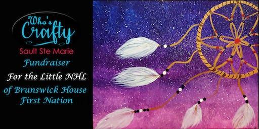 Who's Crafty SSM - Celestial Dreamcatcher Fundraiser - Brunswick House FN