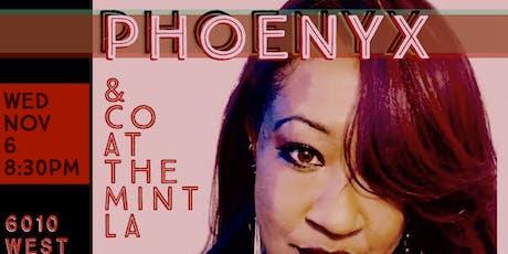 Phoenyx, Joata tickets