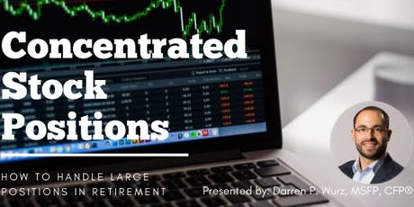 Concentrated Stock: What do to with large positions in retirement tickets