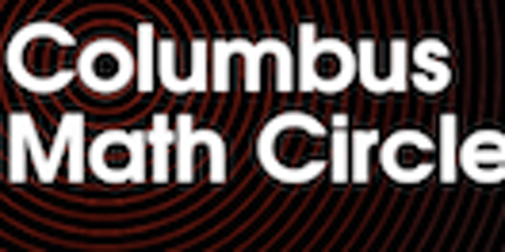 Columbus Math Teachers' Circle - October 2019 Meeting