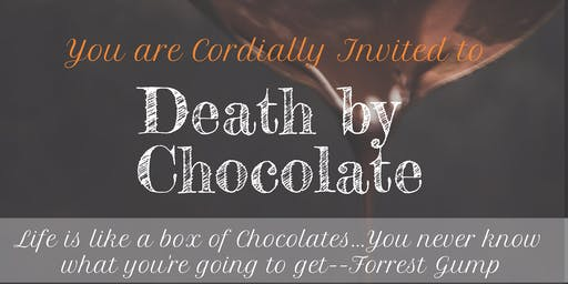 Death by Chocolate at Colorado Mountain College