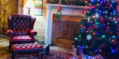 Santa Claus is coming to River Winds Farm