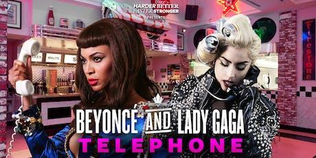 Telephone: Beyoncé and Lady Gaga Pop Disco tickets
