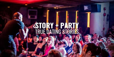 Story Party Rotterdam | True Dating Stories tickets