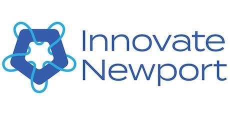 Tuesday Talks at Innovate Newport tickets