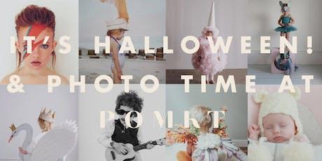 Halloween x POMKT Portrait Sessions!  tickets