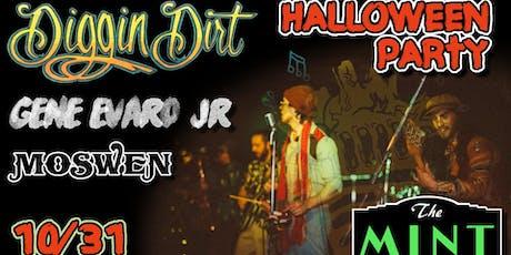Diggin Dirt ,  Gene Evaro Jr. tickets
