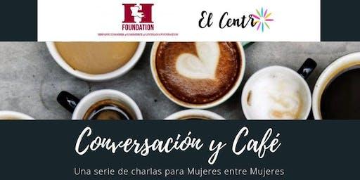 Conversación y Cafe