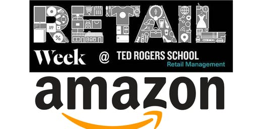 Retail Week- Amazon Fulfillment Centre Tour- October 31st