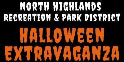 Halloween Extravaganza and Costume Parade