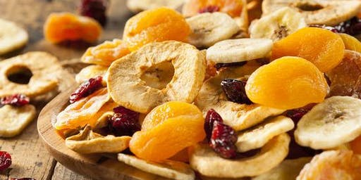Grow It Eat It Preserve It - Fruit Dehydration