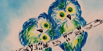 Paint Night at Happy Valley Food Carts