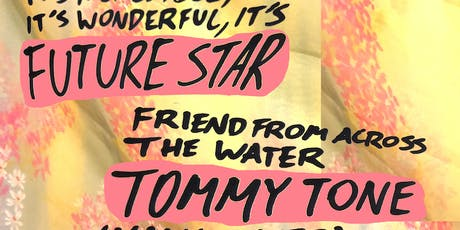 Future Star // Tommy Tone (Vancouver, BC) // Redress ~ Live at Vinyl Envy tickets