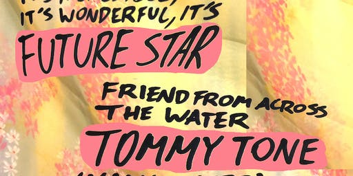 Future Star // Tommy Tone (Vancouver, BC) // Redress ~ Live at Vinyl Envy