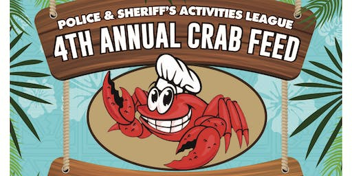 4th Annual Placer County Sheriff's and Police Activities League Crab Feed