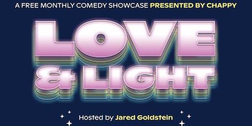 Love & Light: A Free Comedy Show