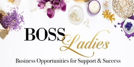 BOSS Ladies October Luncheon
