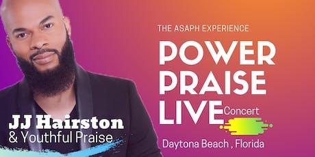 JJ Hairston  Live - Power Praise Daytona Beach tickets