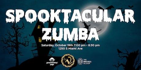 Spooktacular Zumba Class at La V Nightclub tickets