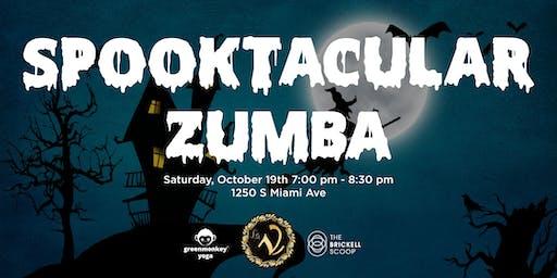 Spooktacular Zumba Class at La V Nightclub