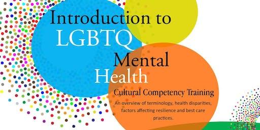 Introduction to LGBTQ Mental Health