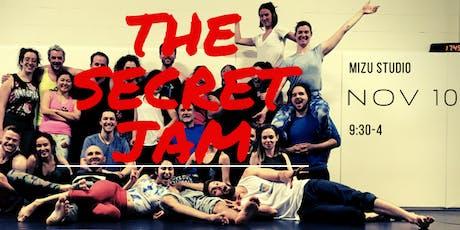 Secret Jam billets