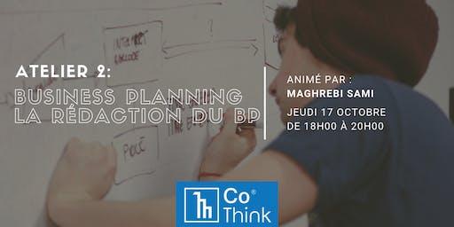 Atelier : comment établir et maintenir un Business Plan