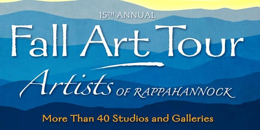 Artists of Rappahannock Gallery & Studio Tour