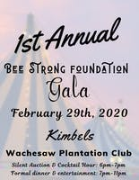 1st Annual Bee Strong Foundation Gala