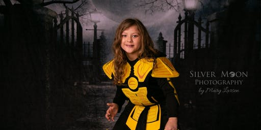 Open House & Halloween Photos with small donation!