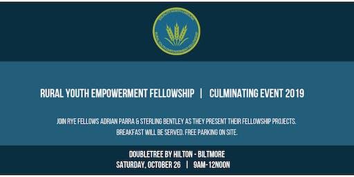RYE Fellowship Culminating Event - West