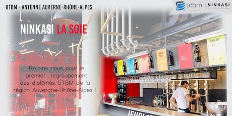 Premier regroupement des diplômés UTBM de la région Auvergne-Rhône-Alpes billets