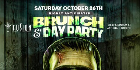 halloween Day Party @ Fusion Lounge In Queens  tickets
