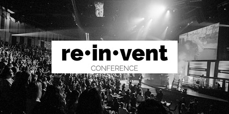 Reinvent Conference tickets