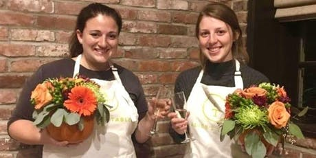 Burgers, Brews, and Pumpkin Blooms with Alice's Table tickets