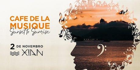 Cafe de La Musique @Xian Rio ingressos