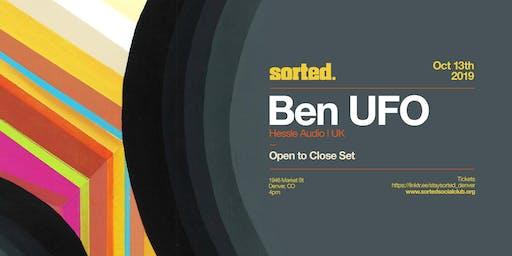 Sorted Presents Ben UFO (Open to Close set)