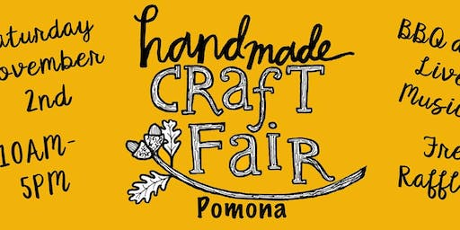 Handmade Craft Fair Pomona