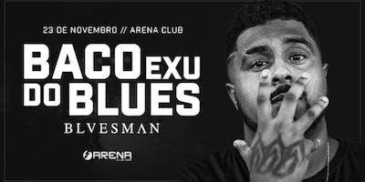 Baco Exu do Blues | BLVESMAN em Santos