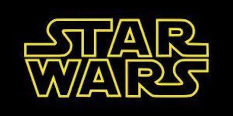 Session 2 2019/20: Star Wars with Mr. Ross & Mrs. Ganem Thursdays (one Tuesday) Grades K-2  tickets