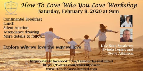 How To Love Who You Love Workshop tickets