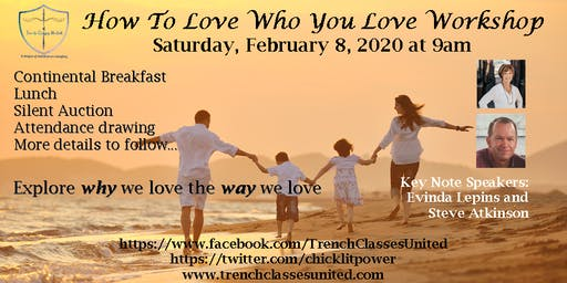 How To Love Who You Love Workshop
